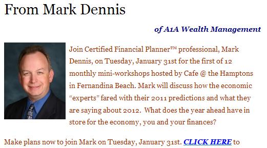 Mark Dennis Seminar