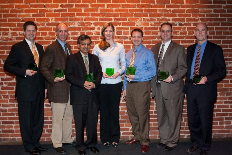 GGA 2010 winners