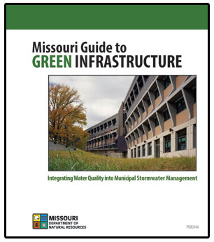 MNR Missouri Guide to Green Infrastructure Water Quality