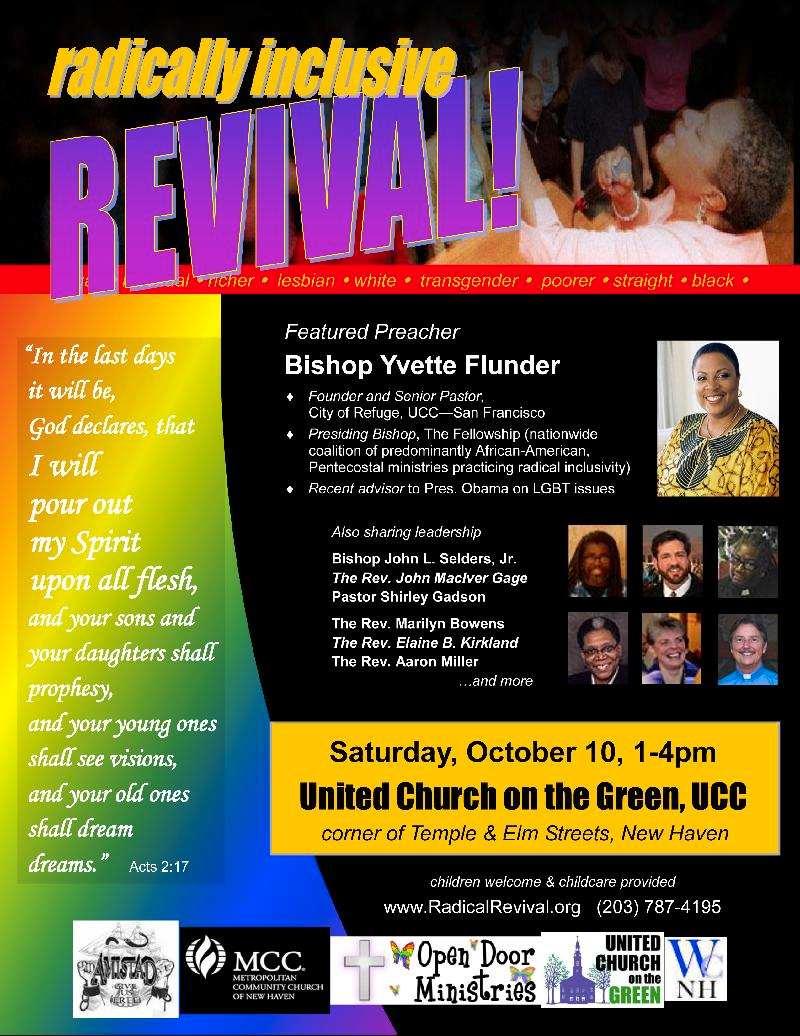 revival poster