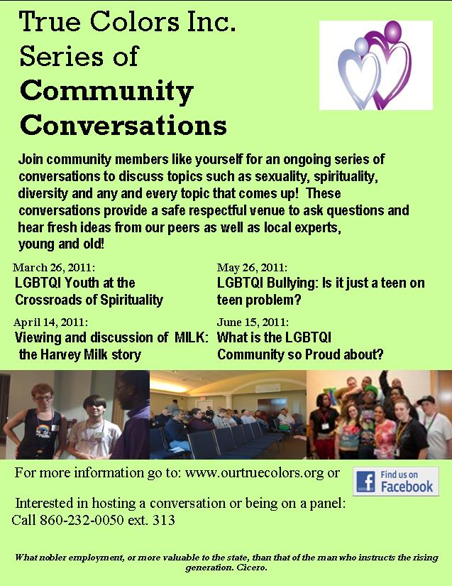 Community Conversation on Bullying
