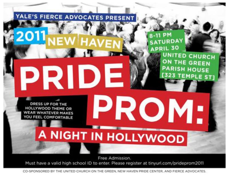 New Haven Prom