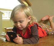 Child Texting