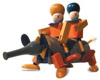 Simsalabim - Kellner Stickfigures