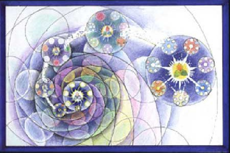 fractal - ashramic expansion