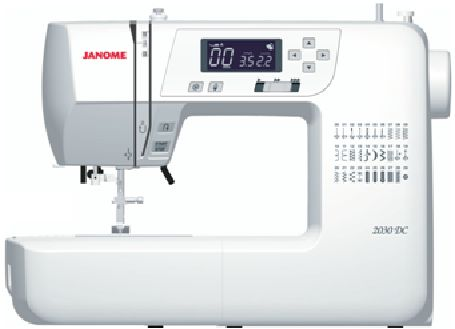 Janome 2030