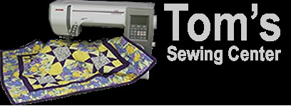Tom's Sewing Machine