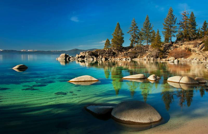 Lake Tahoe Summer Hotel