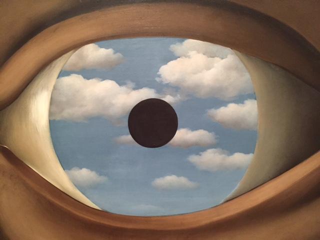 magritte eye