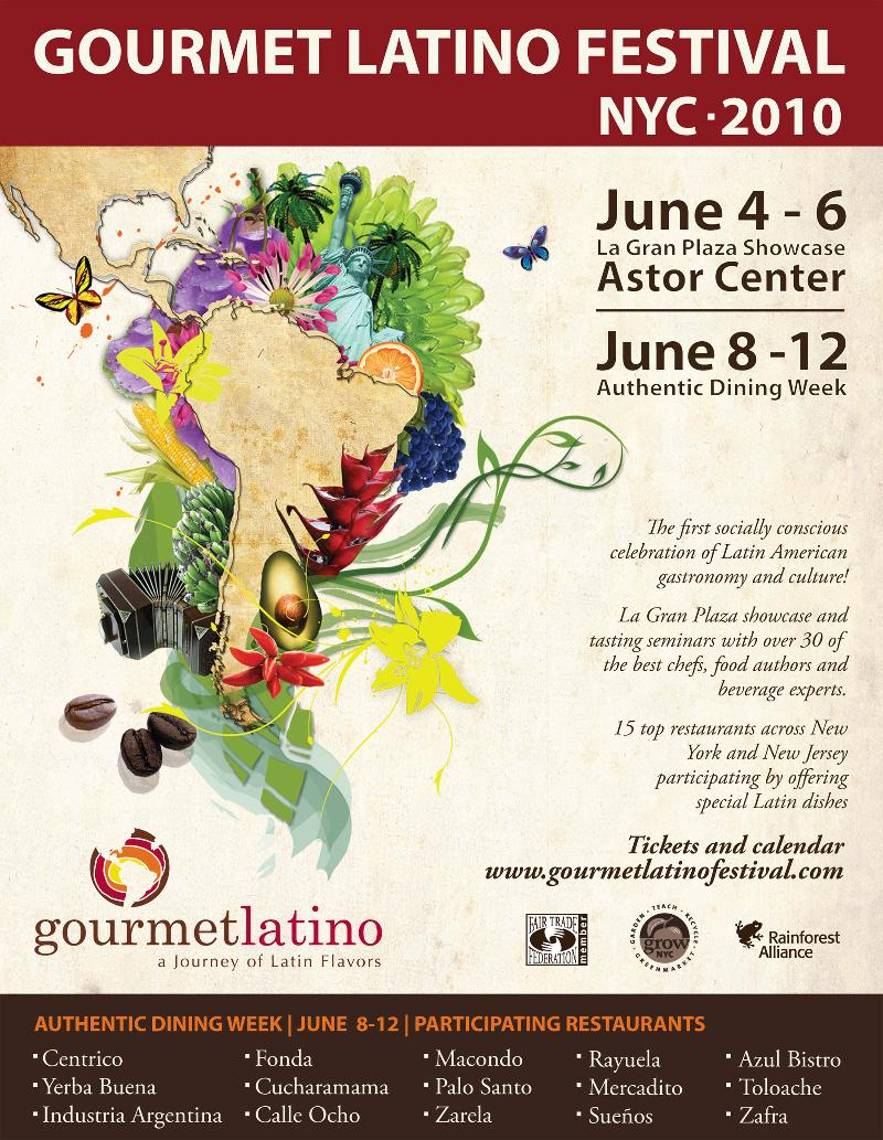 gourmet latino festival