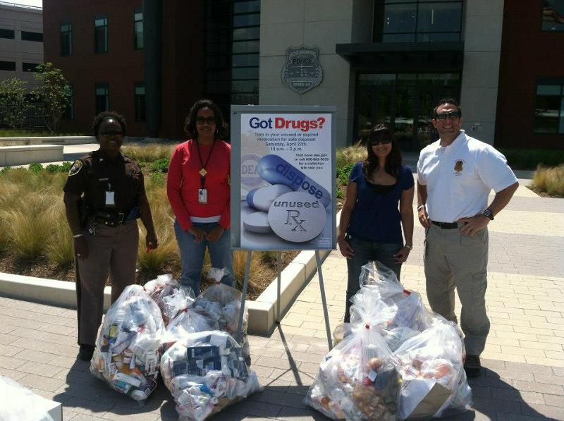 Prescription Drug Take Back Day April 2013