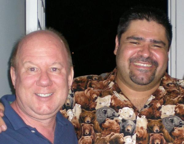 Steve and Bernal