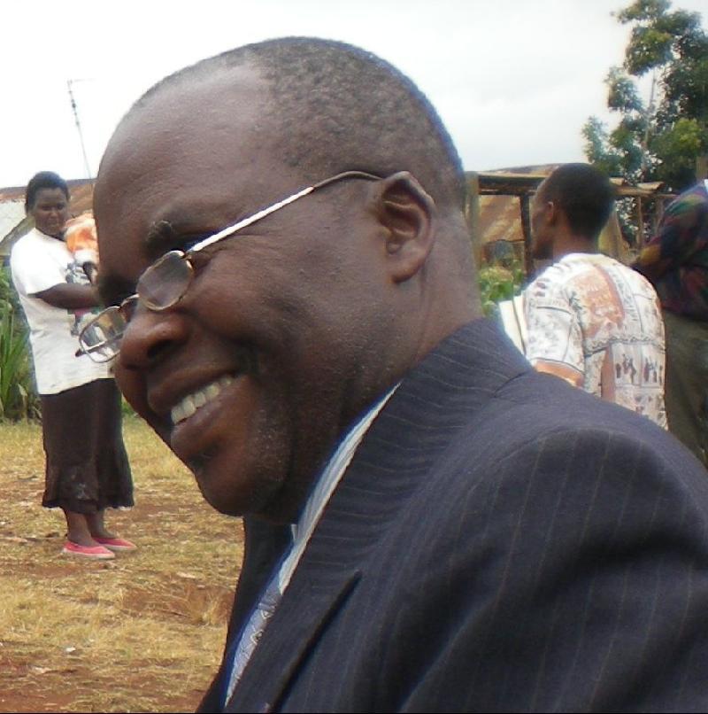 Kimindu July 6 2007 at Makokha's Church