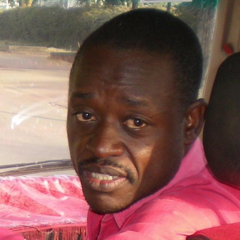 John Makokha, Nairobi, July 4, 2008
