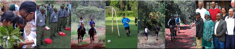 Activities in the Karura
