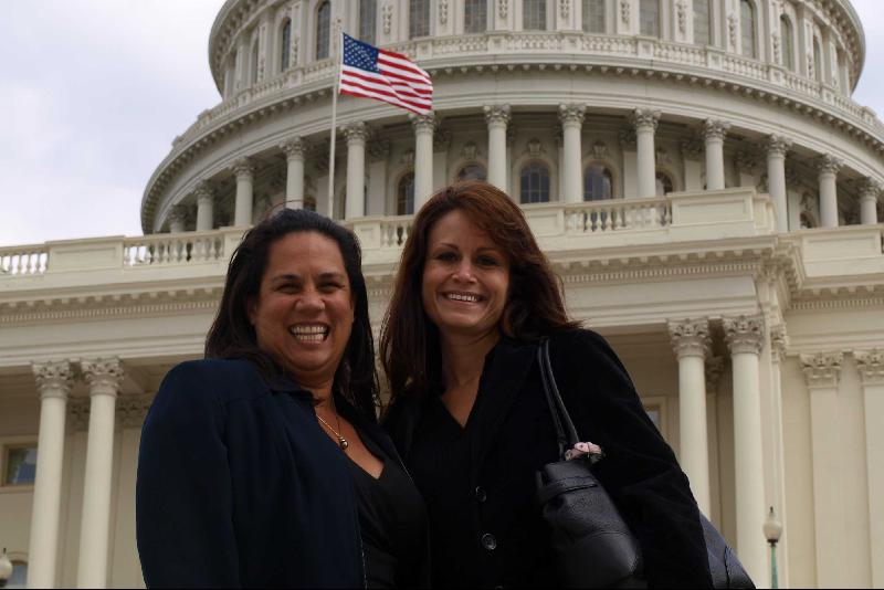 Laura, Lilia in DC