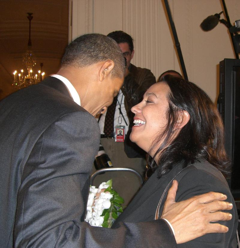 Michelle w President