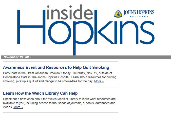 inside Hopkins