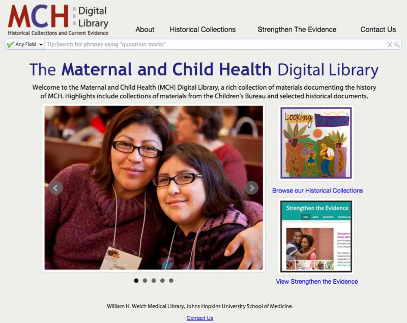 MCH Digital Library