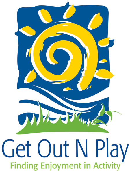 Get Out N' Play Logo