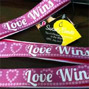 Love Wins Sweaty Bands