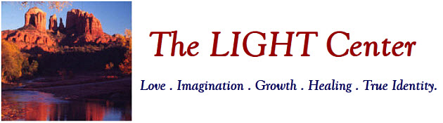 The LIGHT Center Logo