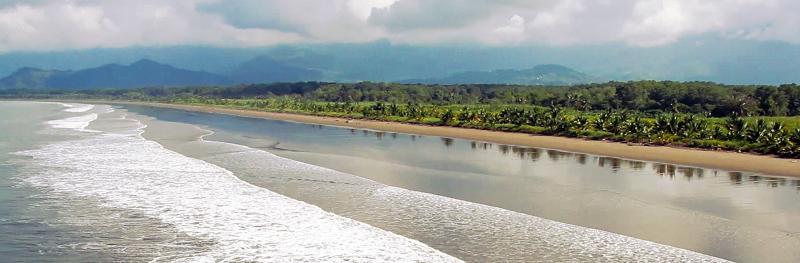 Sierpe del Pacifico Beaches