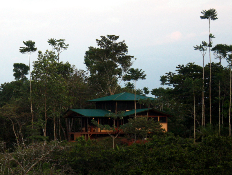 Owners' Lodge at Sierpe del Pacifico