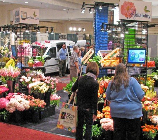 NEFE Trade Fair scene 2010