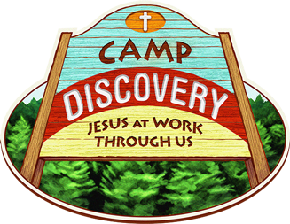 2015 VBS Camp Discovery Logo