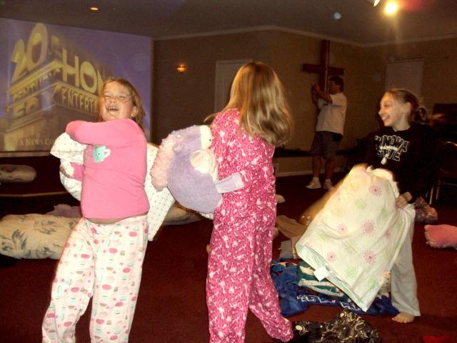 kids movie night 4