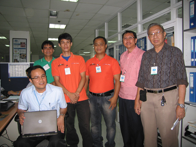 Asyst team