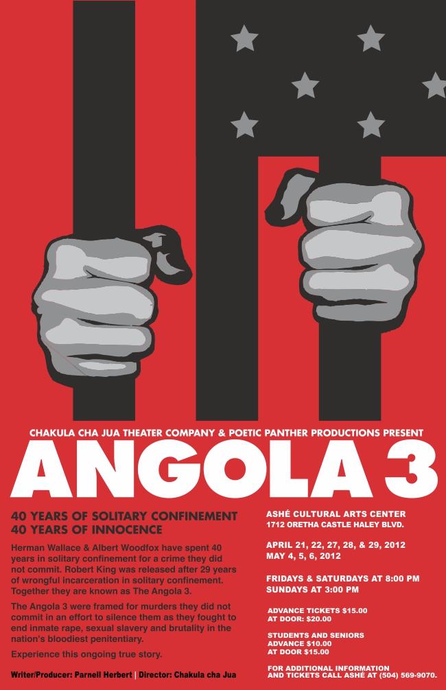 Angola 3 for CC
