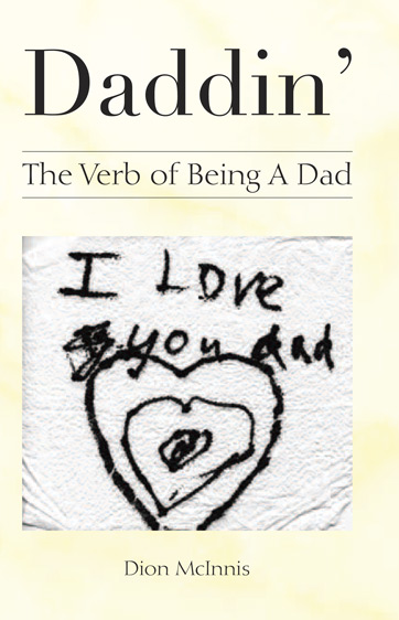 Daddin' book cover and link