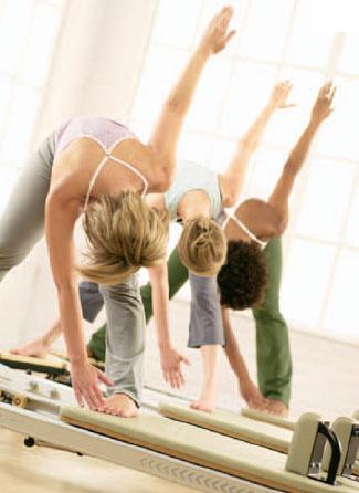 Pilates Reformer Group