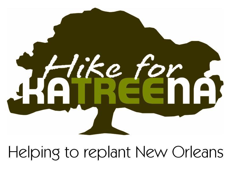 Hike for Katreena Logo Color