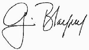 Gina Signature