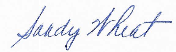 Sandy Signature