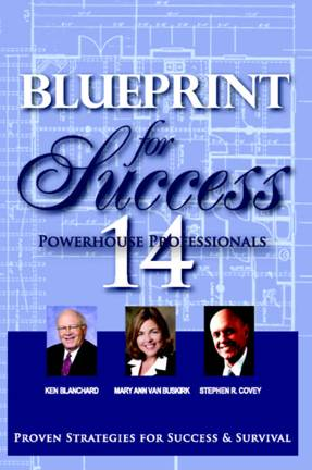 Blue Print for Success