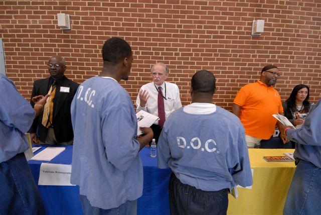 May 2012 job fair