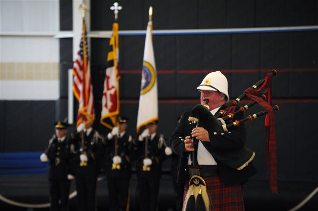 Honor Guard 2012 Bag Pipes