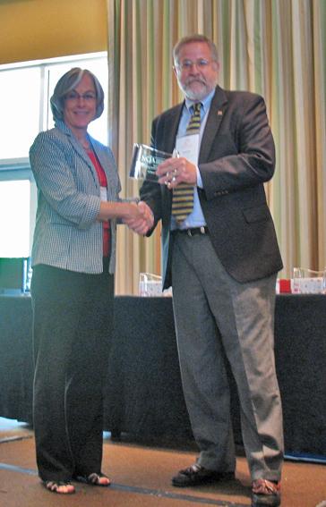 NCJA Award for VPI