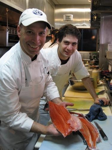Chefs Kevin Davis & Anthony Polizzi