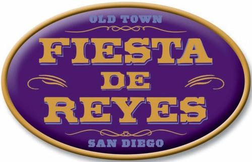Fiesta de Reyes Logo