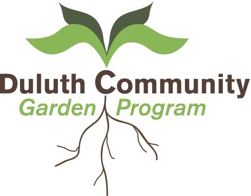 Duluth Community Garden Program logo