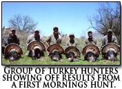 Corporate Turkey Hunt