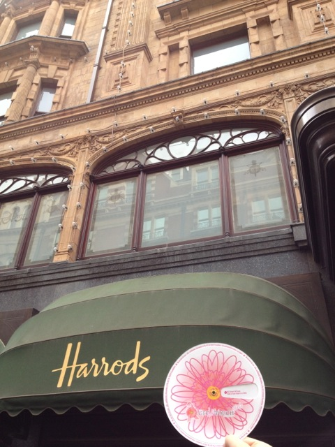 Harrods & DW