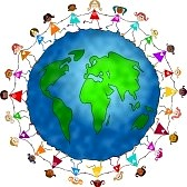 girls around the globe