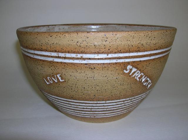 healing bowl - love strength