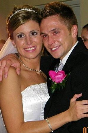 Alicia & Al's wedding